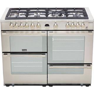 Stoves Sterling S1100G Stainless Steel