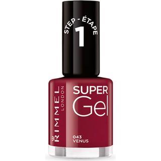 Rimmel Super Gel Nail Polish #043 Venus 12ml