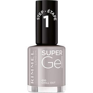 Rimmel Super Gel Nail Polish #010 Chill Out 12ml