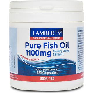 Lamberts Pure Fish Oil 1100mg 120 pcs