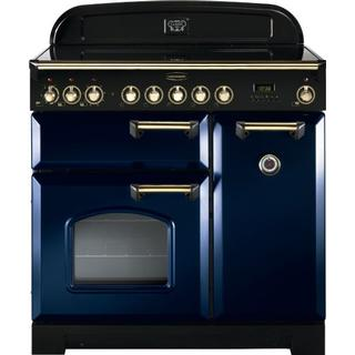 Rangemaster Classic Deluxe 90 Induction Black, Blue