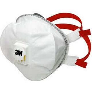 3M Disposable Respirator FFP3 with valved 8835 5-pack