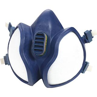 3M Protective Mask with Carbon Filter 4255