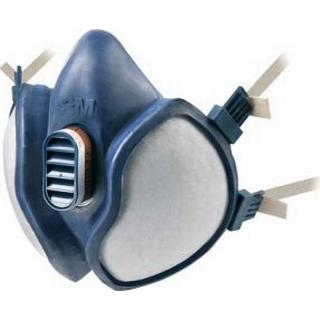 3M Half Mask Integrated Filters 4251