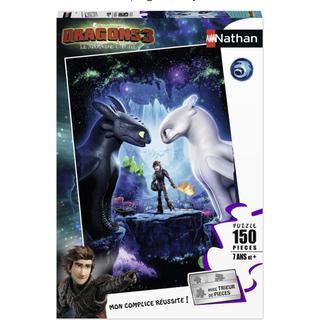 NATHAN Dragons 3 150 Pieces