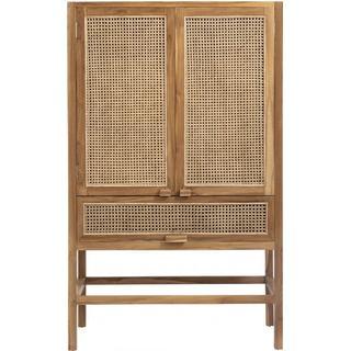 Nordal Merge 160cm Storage Cabinet