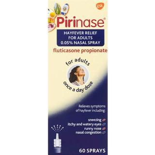 Pirinase Hayfever Relief 60 doses