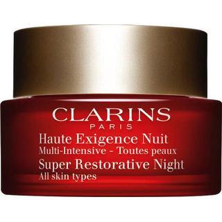 Clarins Super Restorative Night for All Skin Types 50ml