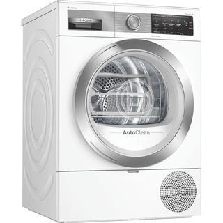 Bosch WTX88EH9GB White