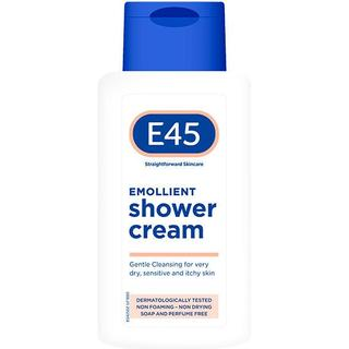 E45 Emollient Shower Cream 200ml