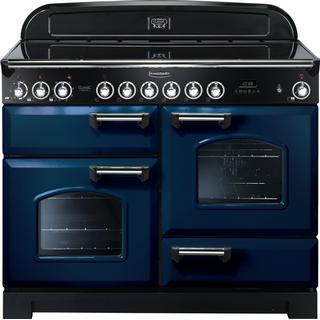 Rangemaster Classic Deluxe 110 Ceramic Blue