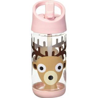 3 Sprouts Deer Water Bottle
