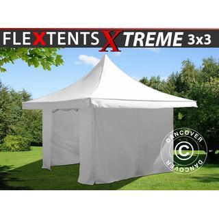 Dancover Pop Up Gazebo FleXtents Xtreme 3x3m 4sider