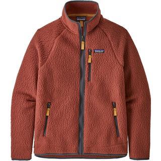 Patagonia Retro Pile Fleece Jacket - Spanish Red