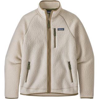 Patagonia Retro Pile Fleece Jacket - Natural
