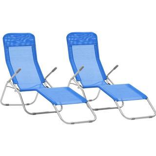 vidaXL 44341 2-pack Sun Chair