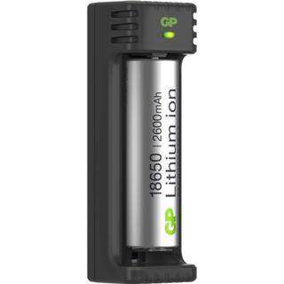 GP 18650 Rechargeable Battery + L111 Charger