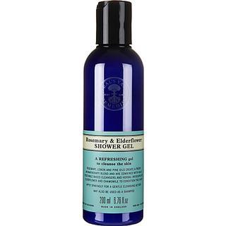 Neal's Yard Remedies Rosemary & Elderflower Shower Gel 200ml