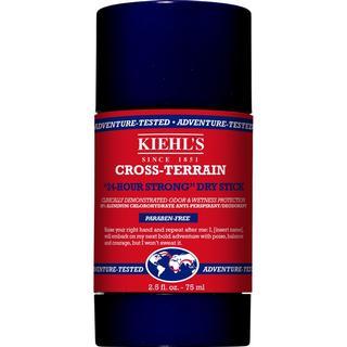 "Kiehl's Cross-Terrain ""24 Hour Strong"" Dry Stick 75ml"