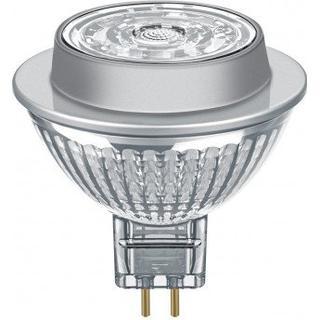 Osram P 50 2700K LED Lamps 7.8W GU5.3 MR16