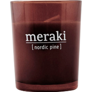 Meraki Nordic Pine 6.7cm Small Scented Candles