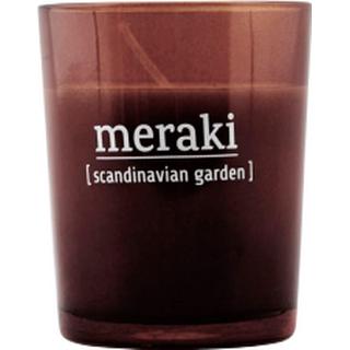 Meraki Scandinavian Garden 6.7cm Scented Candles