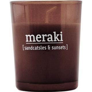 Meraki Sandcastles & Sunsets Small Scented Candles