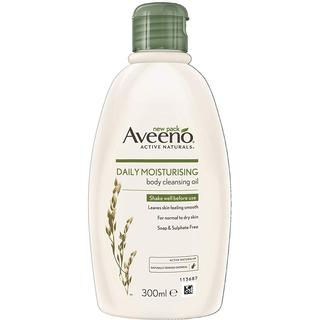 Aveeno Daily Moisturising Body Cleansing Oil 300ml