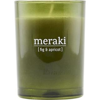 Meraki Fig & Apricot 10.5cm Large Scented Candles