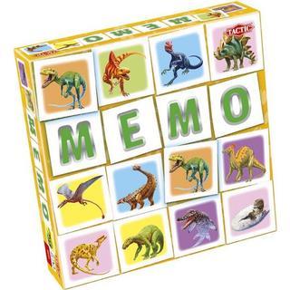 Tactic Dino Memo