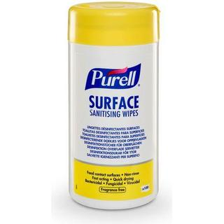 Purell Surface Sanitising Wipes 100-pack