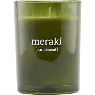 Meraki Earthbound 10.5cm Large Scented Candles