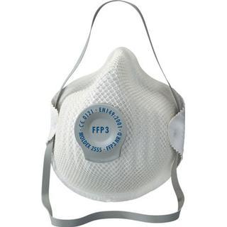 Moldex 2555 Classic Disposable Dust Mask FFP3 NR D 5-pack