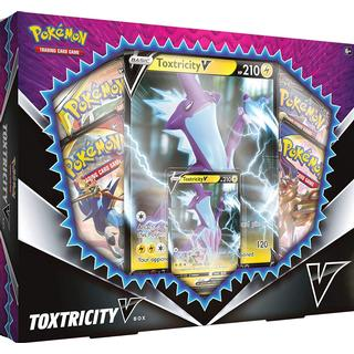 Pokémon Toxtricity V Box