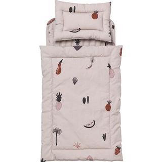 Ferm Living Fruiticana Doll Quilt Bedding Set