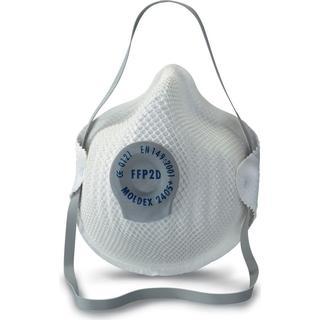 Moldex 2405 Cupped FFP2 Dust Masks 20-pack