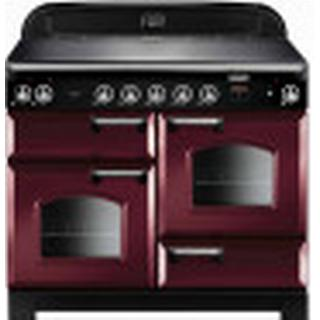 Rangemaster Classic 110 Induction Red