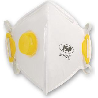 JSP 222 Disposable Fold Flat Mask FFP2 10-pack