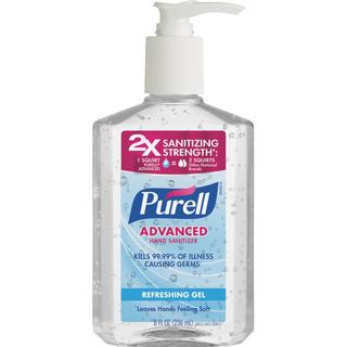 Purell Advanced Hand Sanitizer 236ml 6-pack