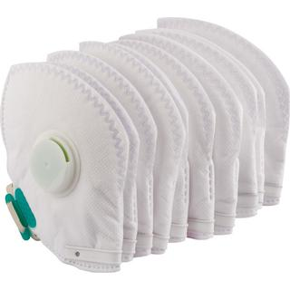 Draper 82566 FFP2 NR Vertical Dust Mask 10-pack