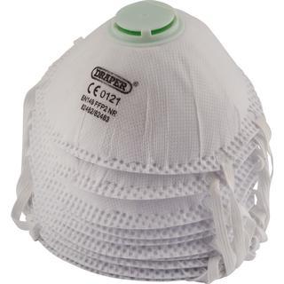 Draper 82483 FFP2 NR Moulded Mask 10-pack