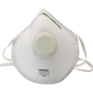 Draper 82482 FFP2 NR Moulded Mask 3-pack