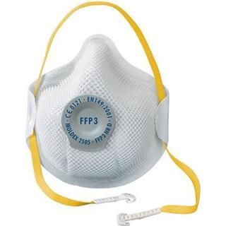 Moldex 2505 FFP3 NR D Valved New Generation Mask 10-pack