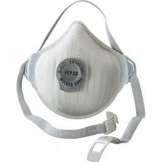Moldex 3405 FFP3 D Air Plus Respirator Mask 5-pack