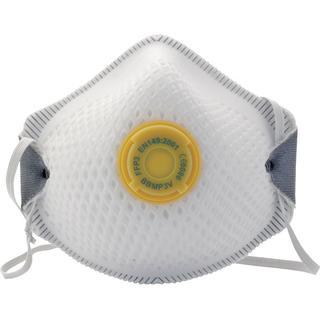 Draper 82489 FFP3 NR Moulded Dust Mask 2-pack