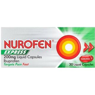 Nurofen Express 200mg 30pcs