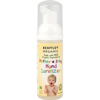 Bentley Organic Mother & Baby Hand Sanitizer 50ml