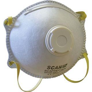 Scan Premier Valved Disposable Mask FFP1 3-pack