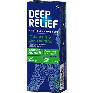 Deep Relief Triple Action 30g