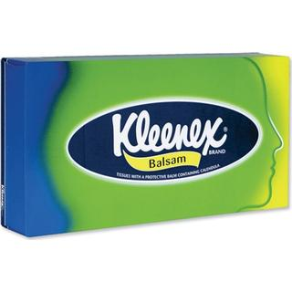 Kleenex Balsam Facial Tissues 64-pack